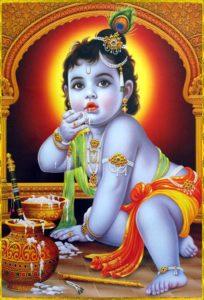 44+ {Baby} Krishna Images HD & Cute Child Krishna Photos Free Download