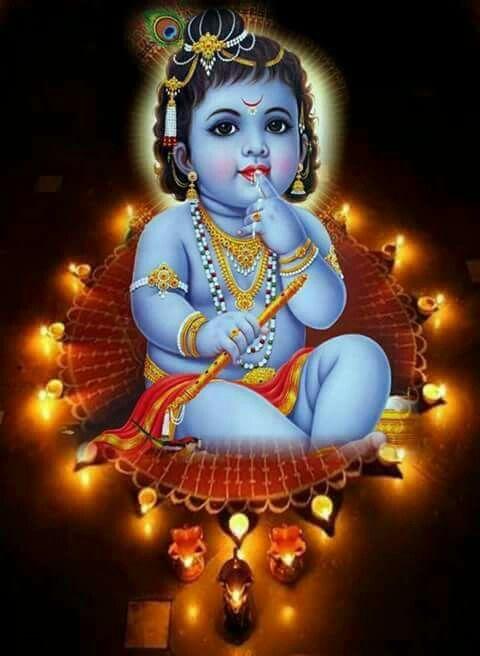 44 Baby Krishna Images Hd Amp Cute Child Krishna Photos Free Download