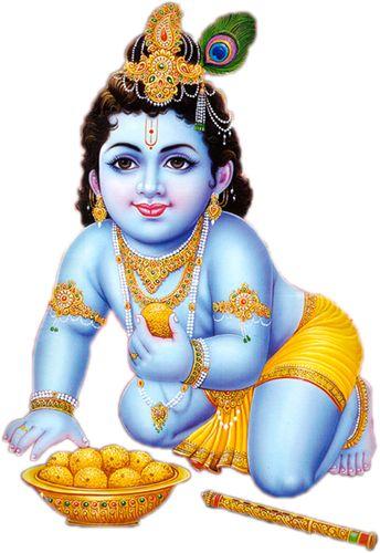 Lord Krishna Ji Image