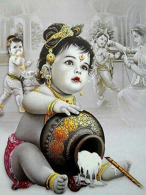 Shri Krishna Baby Images