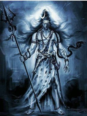Angry Lord Shiva Beautiful Photos