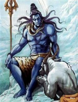 Angry Lord Shiva Image Photo HD