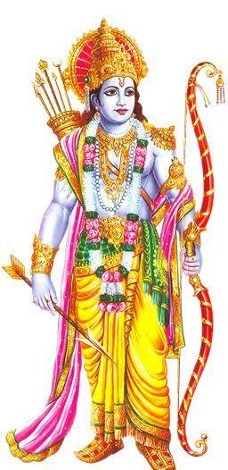 Ayudhyapati Raja Ram Bhagwan Wallpaper