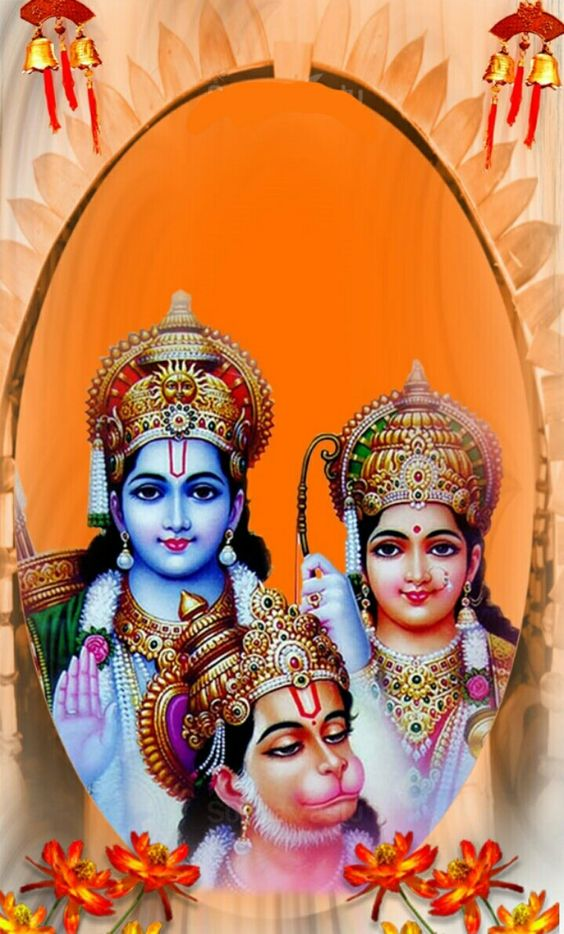 Beautiful Photos of Bhagwan Ram and Sita