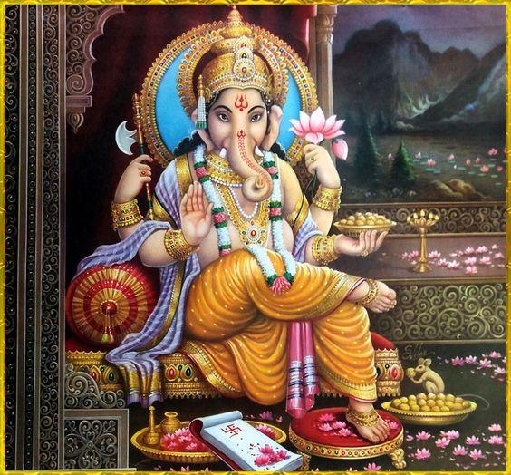 Bhagwan Shri Ganesha Ji Mobile Wallpapers