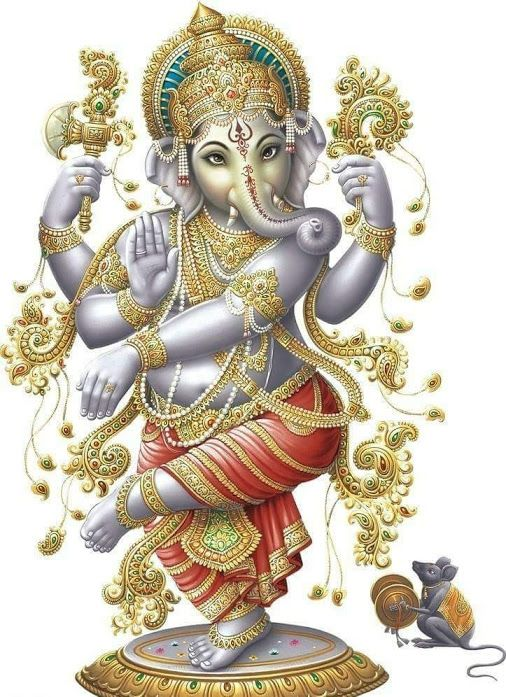 Download Lord Ganesha Images, The Most Worshiped God of India