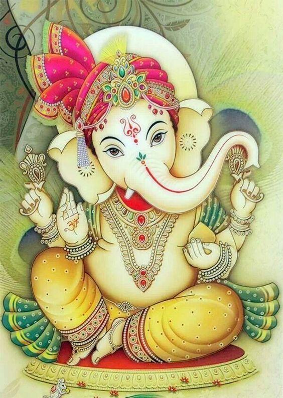 Ganpati Bappa Ganesha Images