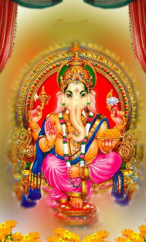 God Ganesh Ji Whatsapp Wallpaper