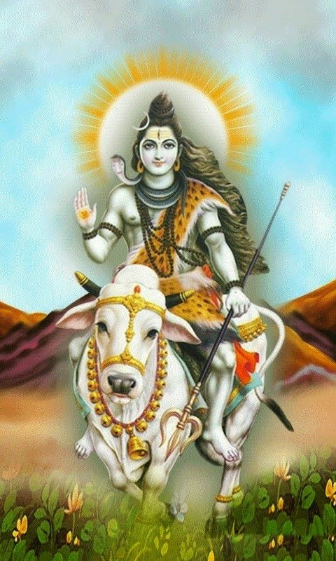 God Shri Shiv Bhagwan Wallpaper