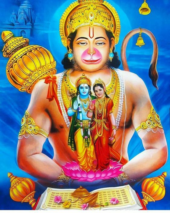 HD Hanuman Ji Photo in High Resolution
