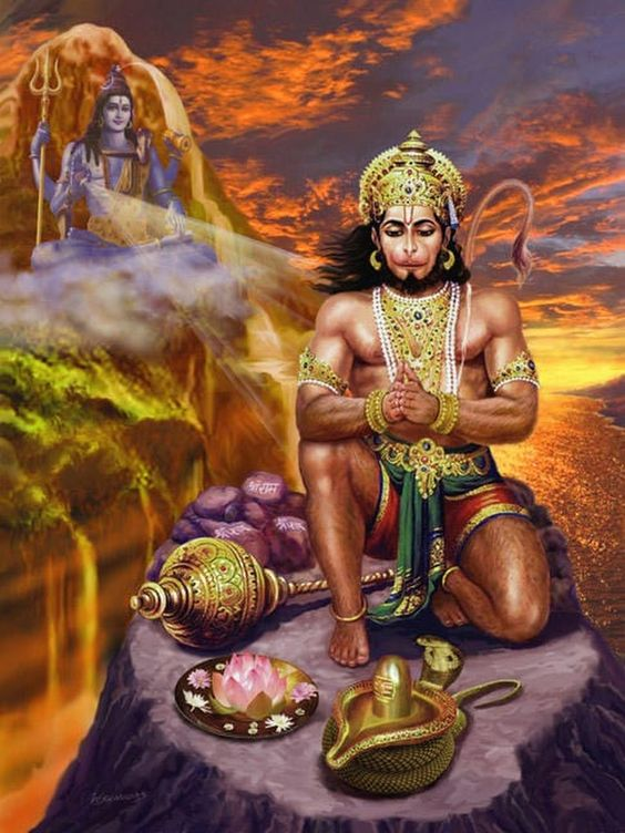 HD Hanuman Photo for Mobile Pics