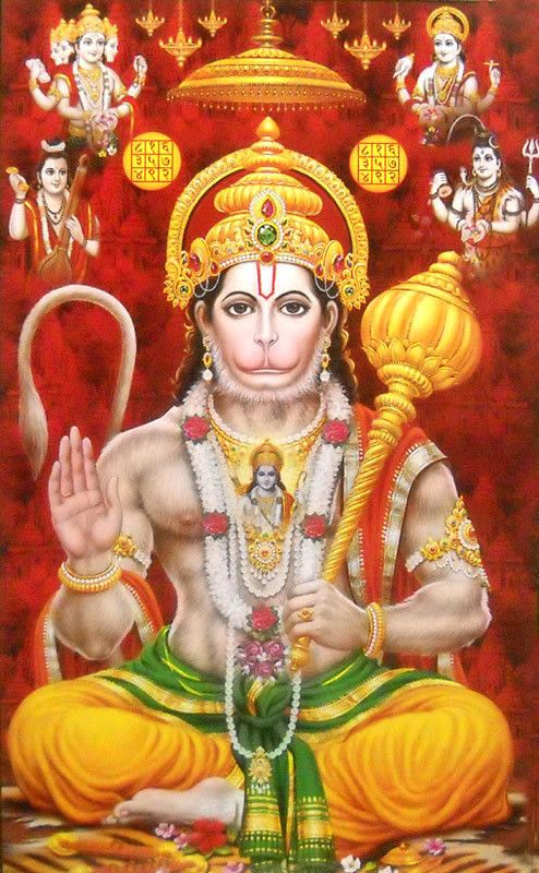 Hanuman Ji Mobile Photo for Whatsapp