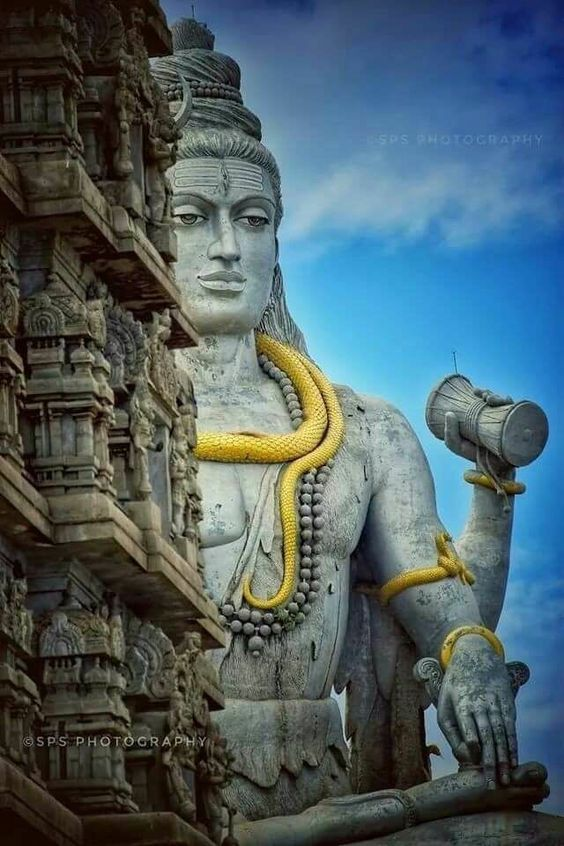 Huge Wallpaper of Lord Shiva