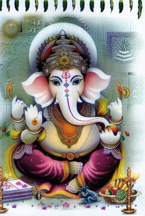 Images of Lord Ganesha Ganpati Bappa