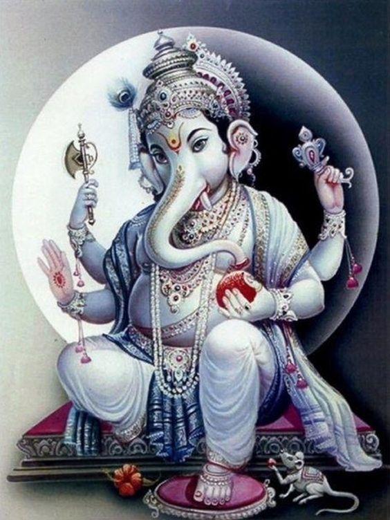 Jai Shree Ganesha with Images