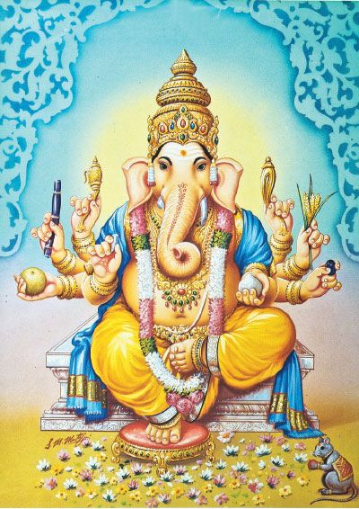 Lord Ganesha Beautiful Photos Ganpati Bappa Morya