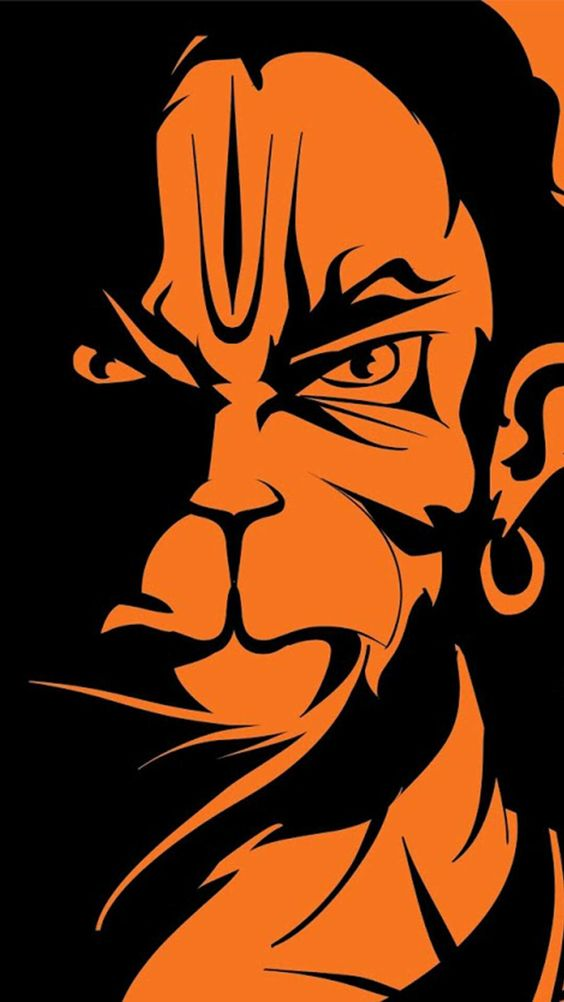 Lord Hanuman Sticker Photos