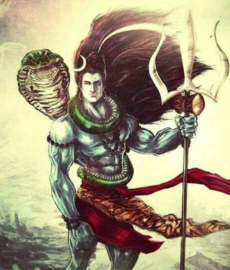 Lord Shiv Best Image for Mobile