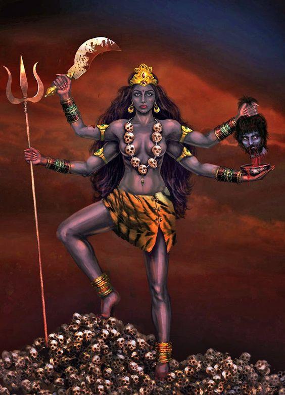 Maa Kali Devi Maa Image