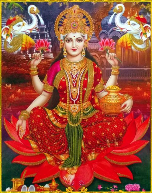 Maa Laxmi Devi Image Photos