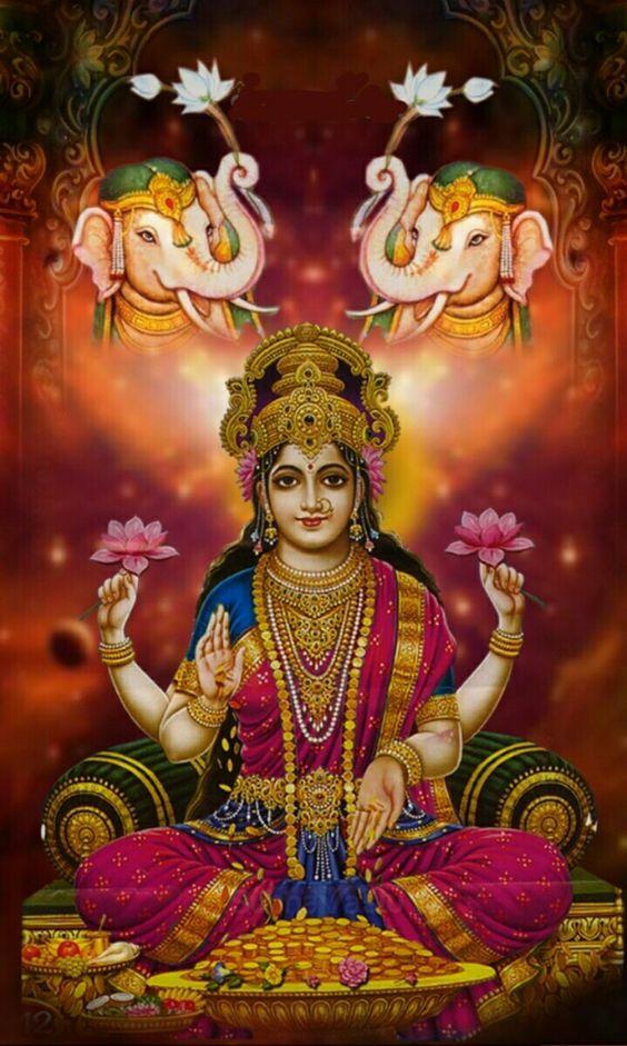 Paiso Ki Devi Maha Laxmi Photos Pic