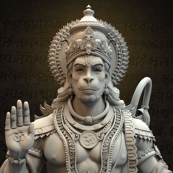 Pawansut Hanumana Photo Image HD