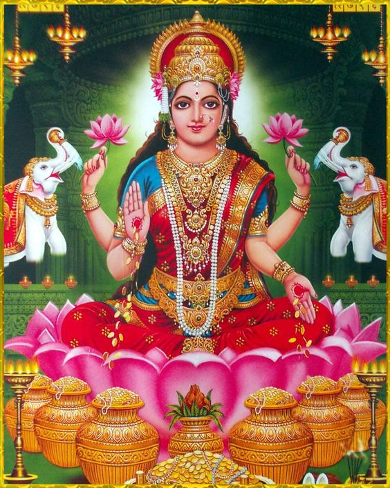 Photo Pics of Maa Laxmi