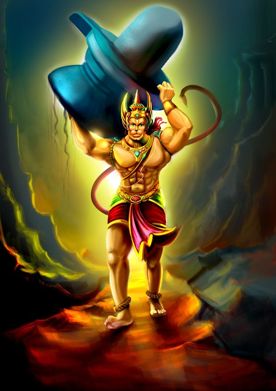 Photos of God Hanuman HD Image