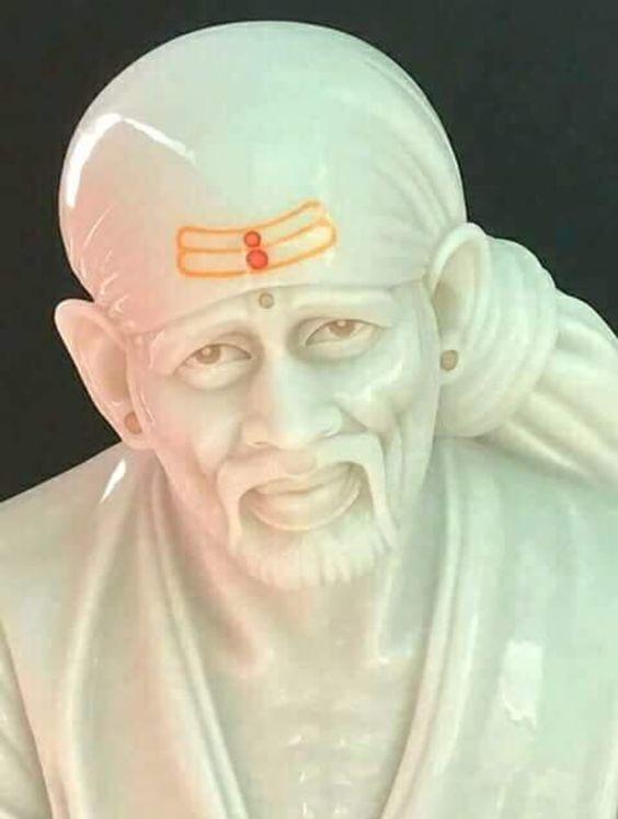 Pics of Sai Baba for Mobile Wallpaper