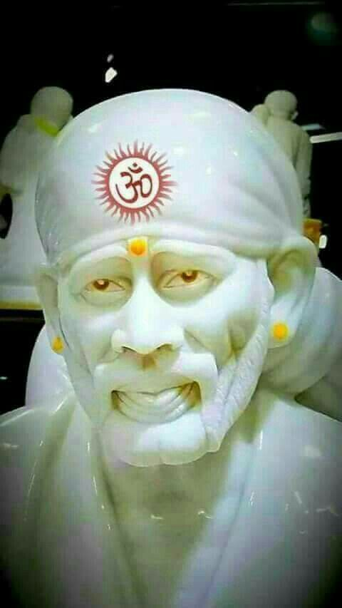 Pictures of Sai Baba for Mobile Wallpapers