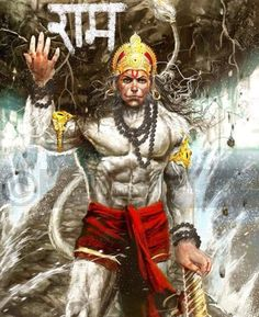 Pictures of Veer Hanuman Ji