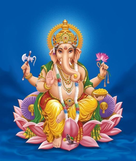 Popular Hindu God Ganesha Image Pics