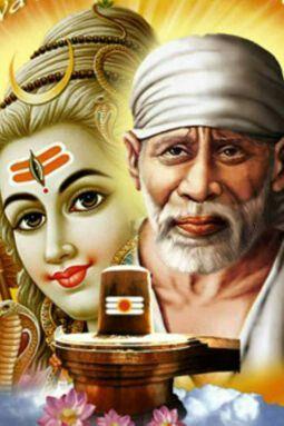 Sai Baba Mobile HD Wallpaper