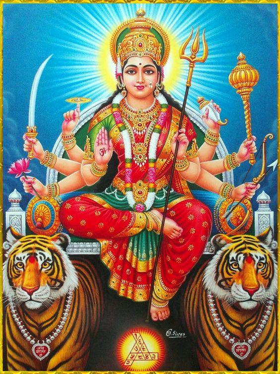 Durga Maa Image Download & Sherawali Maa Durga Vaishno