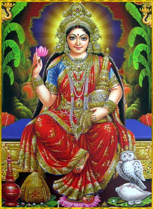 Shree Maa Devi Laxmi Ji Pic Photos
