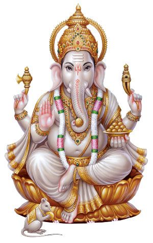 Vighnesvara Shree Lord Ganesha Images Pics