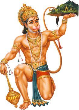 Wallpaper of God Hanumana Pic