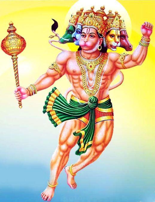 Wallpapers of Shree Hanuman Ji