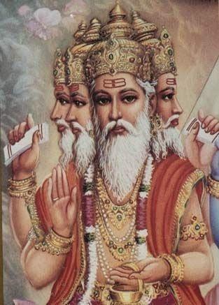 Brahma Dev Photo Images
