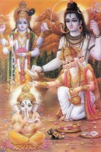 Lord Brahma Images & God Brahma Ji Wallpaper in HD