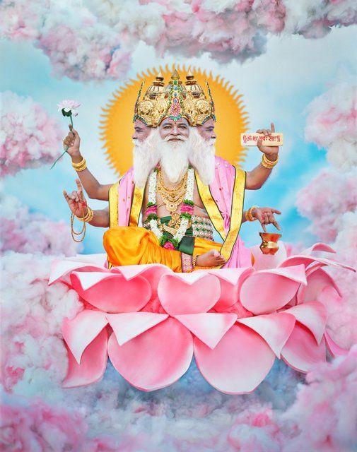 Shri Brahma Ji Wallpaper